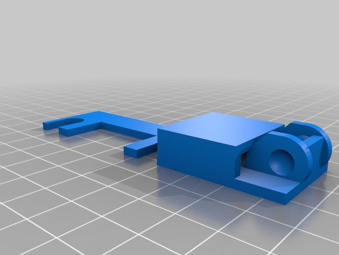 i3电缆坦克链固定架