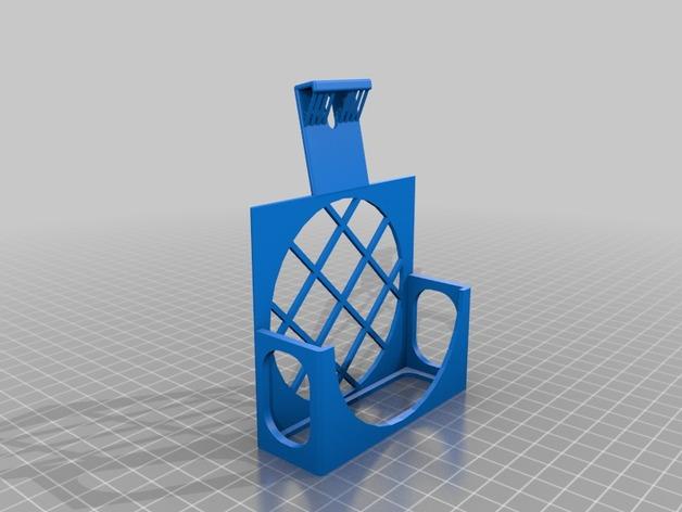 3D打印机风扇外壳