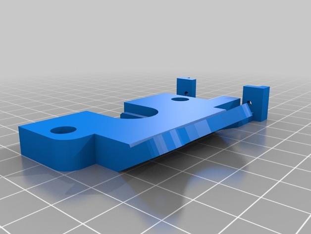 Prusa i3打印机机床高度调节器