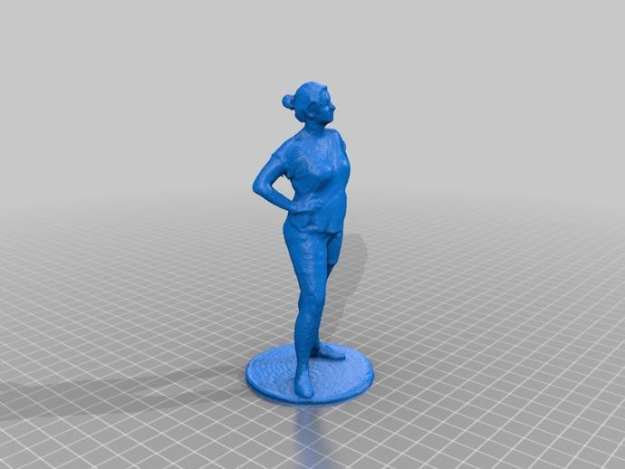 3D扫描仪
