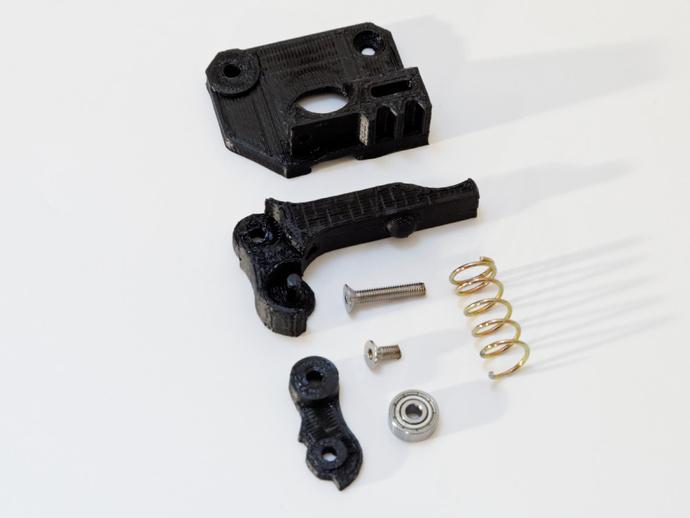 Replicator 1打印机马达驱动