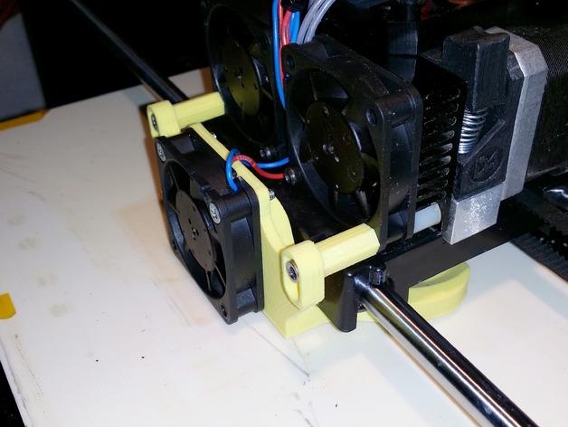 Replicator 1 / Duplicator 4 / FlashForge打印机散热导管