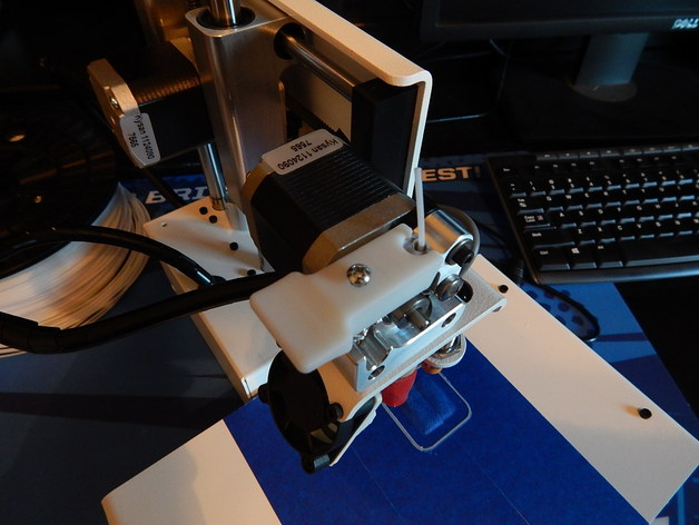 护指垫 3D打印模型渲染图