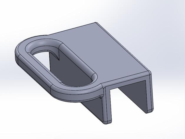 侧铣刀工具架