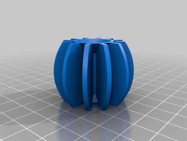 微型轴承涡轮