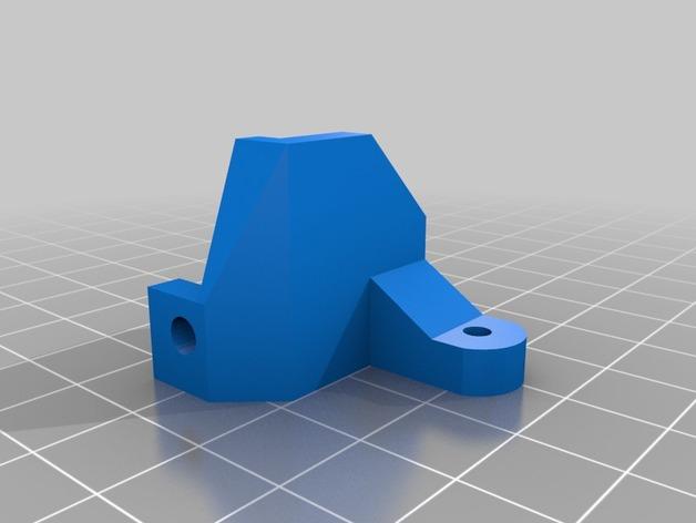 打印机滑轮滑杆套组