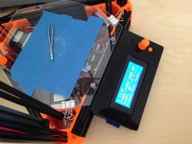 Kossel Mini RAMPS1.4 打印机配件固定装置