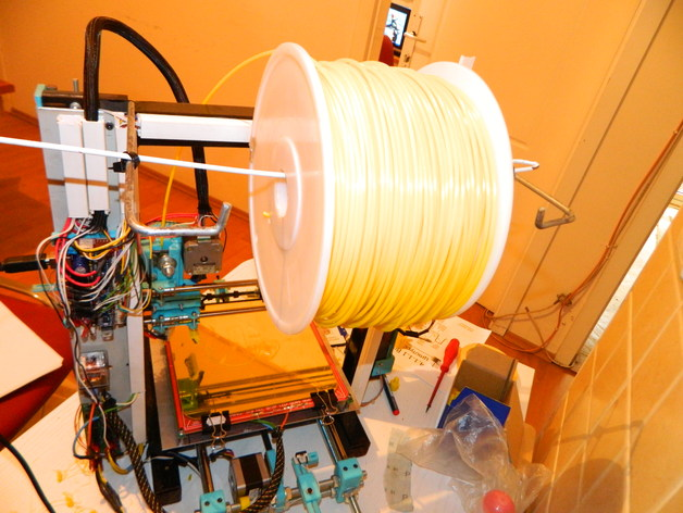 Prusa (iron) 3d打印机