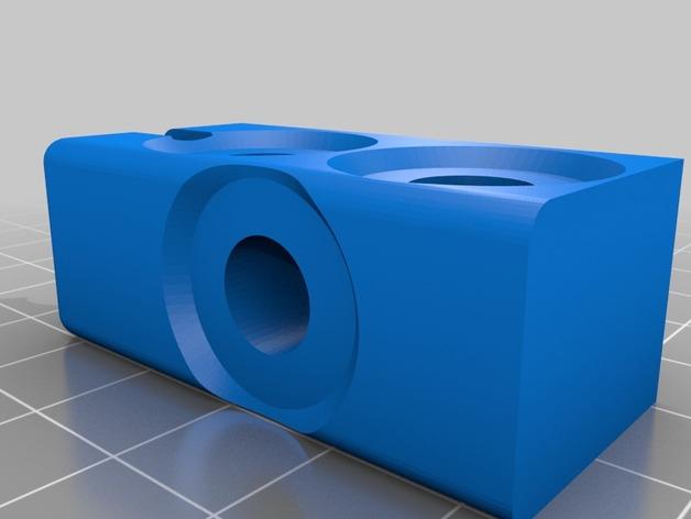Prusa i3打印机Y轴连接器