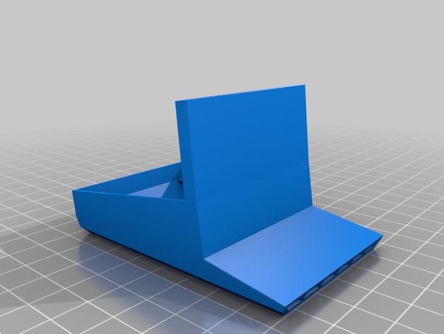 打印机XYZ轴的风扇架