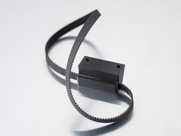 皮带连接器