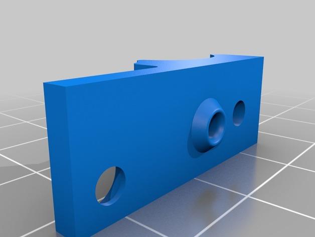 RigidBot打印机材料架
