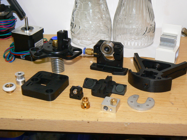 kossel800 delta 3d打印机