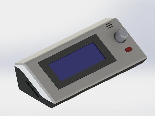 RepRapDiscount 智能控制器保护外壳