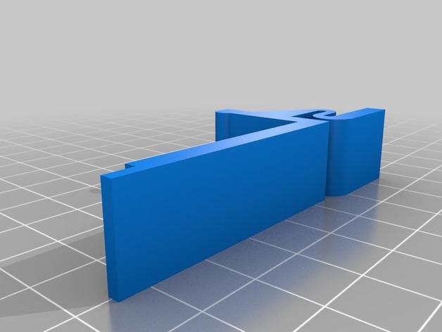 QU-BD打印机减震支架