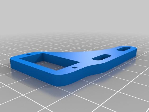 prusa i3打印机的挤出机马达安装架