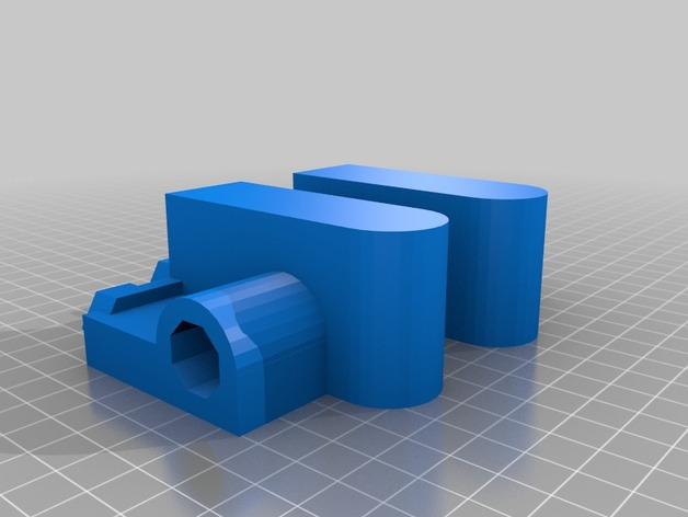 ScribbleJ CoreXY打印机