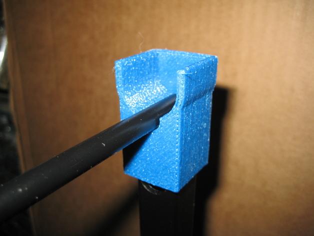 Rigidbot 打印机线轴座 3D打印模型渲染图
