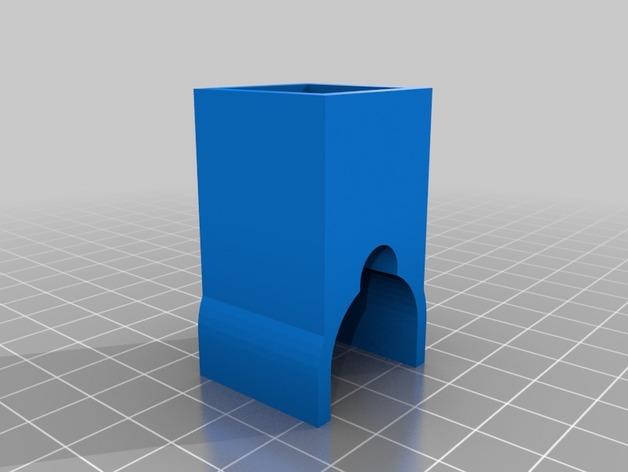 Rigidbot 打印机线轴座