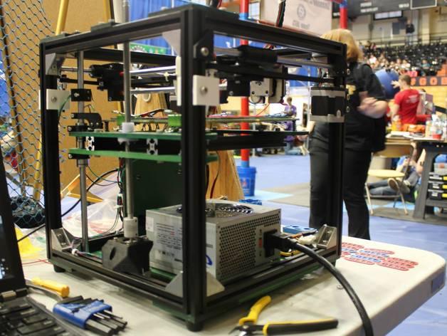 Griffinbot 3D打印机