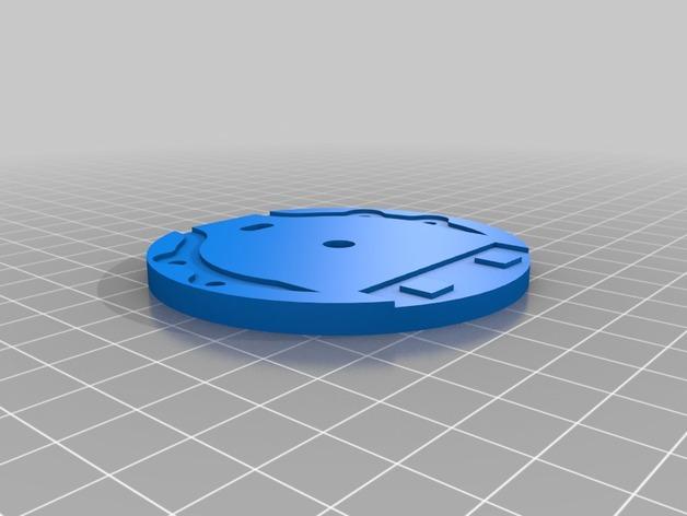 deLtabot 3D 打印机