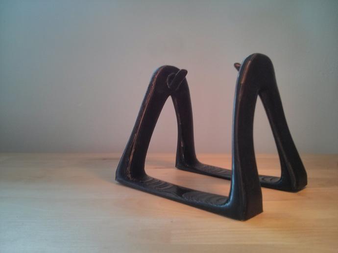 桌面式线轴架