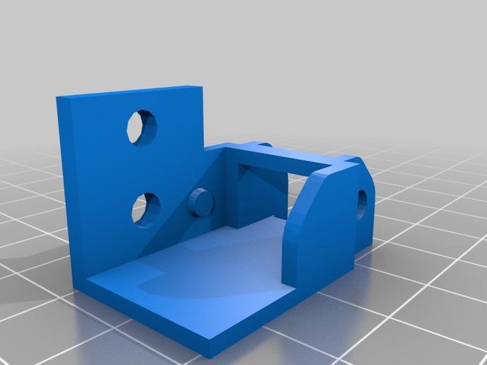 Replicator 打印机X轴锚链