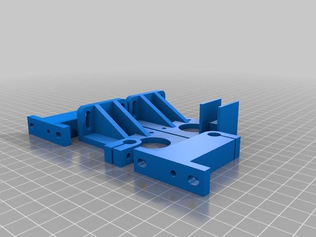 Mendel 3D打印机