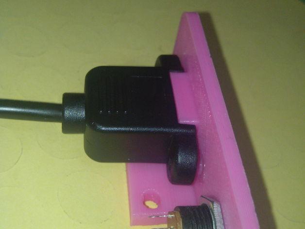 Kossel mini仪表板