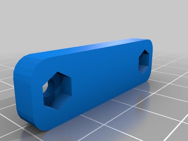 Rigidbot 电缆夹