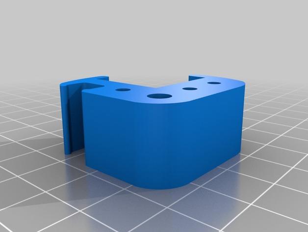 RigidBot 打印机工具架