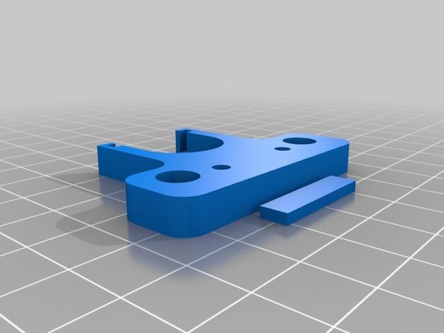 打印机散热装置
