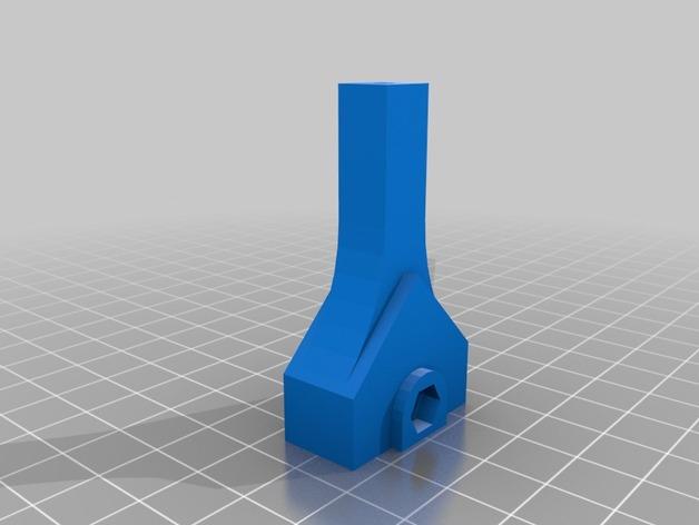Prusa i3打印机X轴皮带张紧器