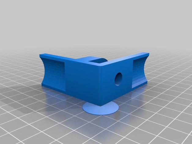 3D打印线材架 线轴架