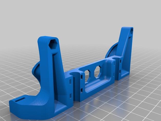 Printrbot打印机X轴部件