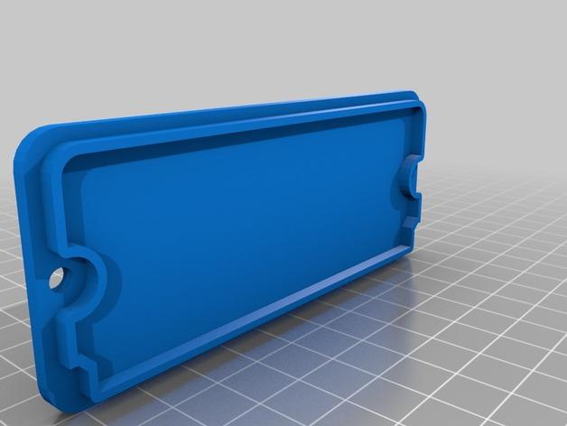 Octoprint/Raspberry Pi电源保护盒