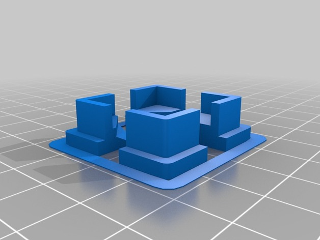 Replicator 2 / 2X打印机边角保护器
