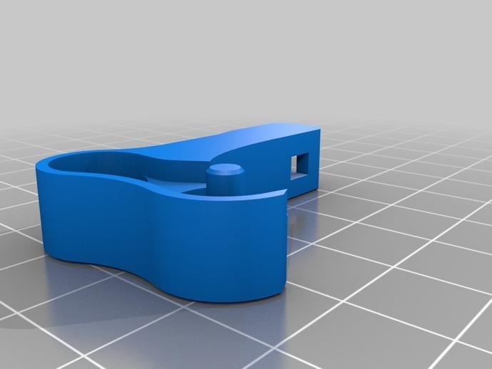 Replicator 2/1打印机的驱动块