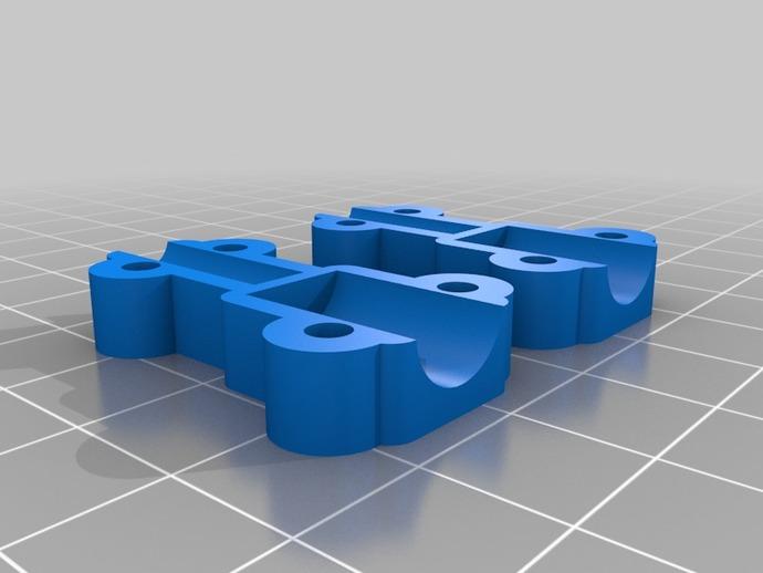 UConduit H-Bot 3D打印机