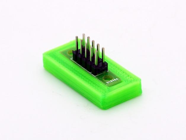 Mini Kossel打印机电路板保护座