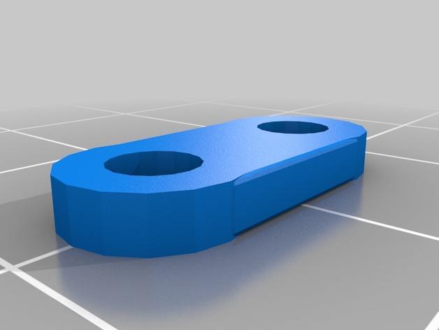 打印机制冷装置支管架