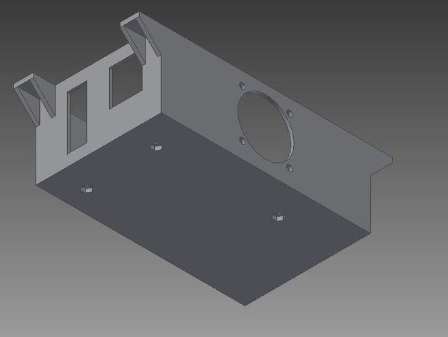 Ramps 1.4打印机外壳