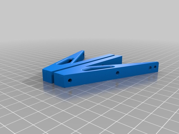 RepRap打印机控制器支撑腿