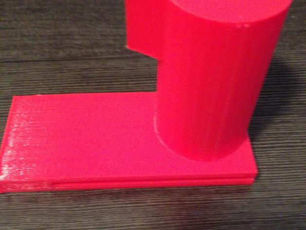 MakerBot打印机线轴架