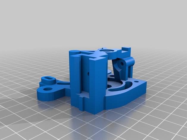 打印机卸料器