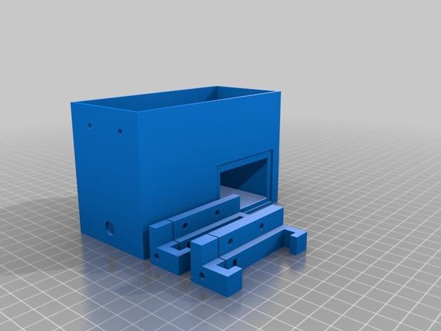Prusa i3 打印机电源保护盒
