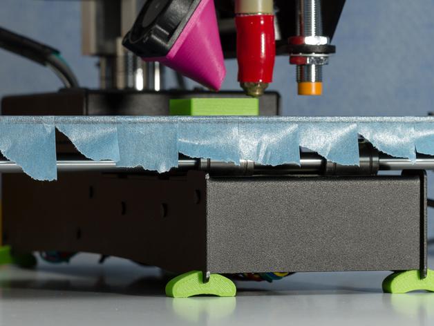 PrintrBot打印机底部稳定器