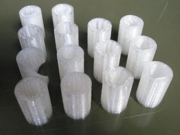 LM8UU 线性轴承 3D打印模型渲染图