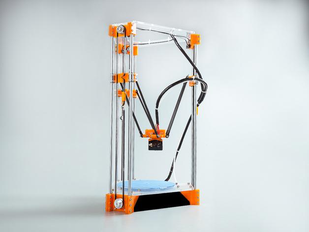 Rostock Mini Pro打印机外框