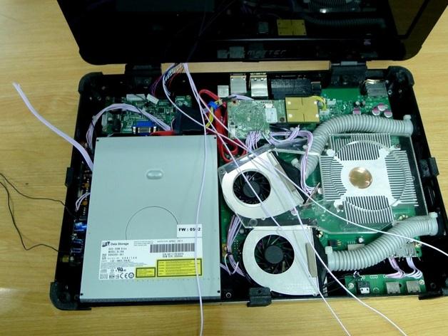 Xbox 360笔记本电脑